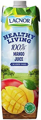 Lacnor Healthy Living Mango Juice - 1 Litre