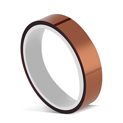 20mm × 30m Band Klebeband hohe Temperatur hitzebeständiges Klebeband elektrisches Isolierungs Schutz Werkzeug -