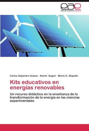 Kits Educativos En Energias Renovables por Carlos Alejandro Gomez