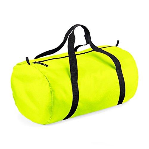 ShirtInStyle leichte Tasche für jeden Anlass BagBase, Kult Gelb/Schwarz