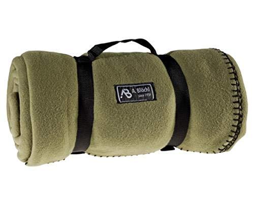 US Army Style Fleece Decke Picknickdecke Schlafdecke