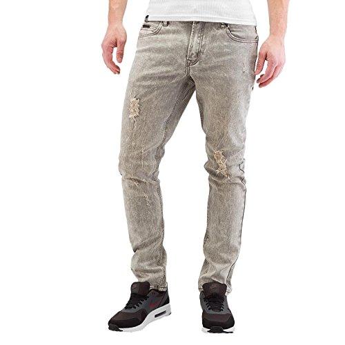 Rocawear Herren Jeans / Skinny Jeans Wash Grau