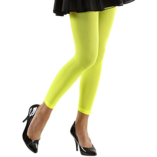 Widmann 20427 Leggings, grün, One Size