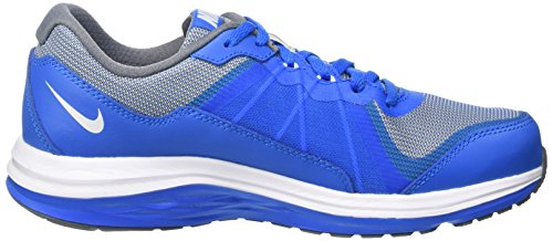 Nike Dual Fusion X 2, Scarpe Running Bambino Blu (Photo Blue/White-Cool Grey)