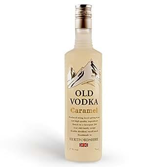 Old Vodka (Caramel)