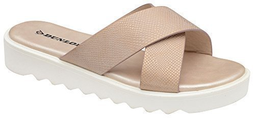 Komfort Maultier Rosa Damen Dunlop Sandalen Schaumstoff Cros Slipper Cris Memorey Tqxqvn7twB