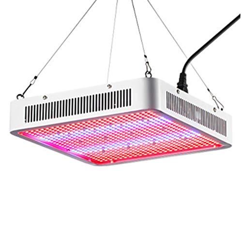 1000 lm Wachsende Leuchten Eingebauter Retrofit 800 Leds SMD 5730 Wasserfest Warmes Weiß UV...