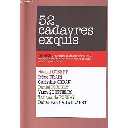 52 cadavres exquis