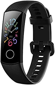 Activity & Fitness Trackers - Honor Band 5 Smartband Standard Version, 0.95 Inch AMOLED Full Color Screen,