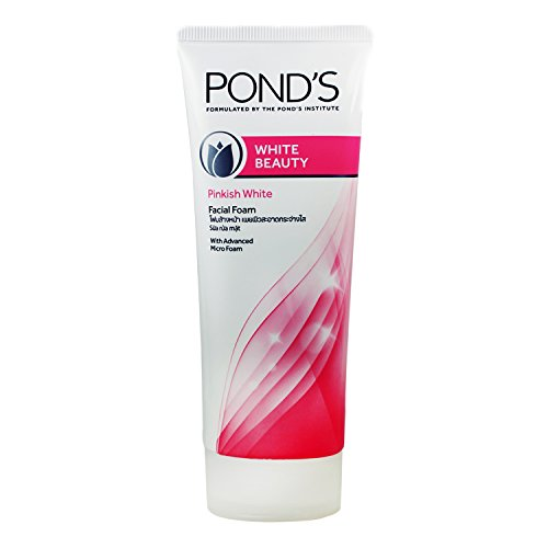 Pond\'S, Pond White Beauty Facial Foam Face Wash Lightening Akne Cleanser Behandlung 50G