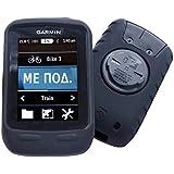 E-Volve Housse étui en silicone pour Garmin 800 / 810 - Noir