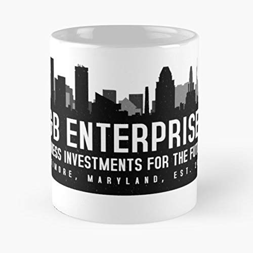 The Wire Tv Te Best Gift Ceramic Coffee Mugs