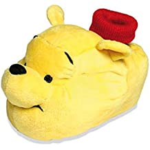 15dad79799925 SaMS Animaux Chaussons Enfants Winnie l ourson Disney Chausson drôle  Humoristique Chaud, Winnie