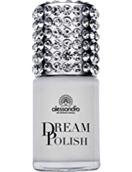 alessandro Dream Lack Cashmere white Rillenfüller, 1er Pack (1 x 15 ml)