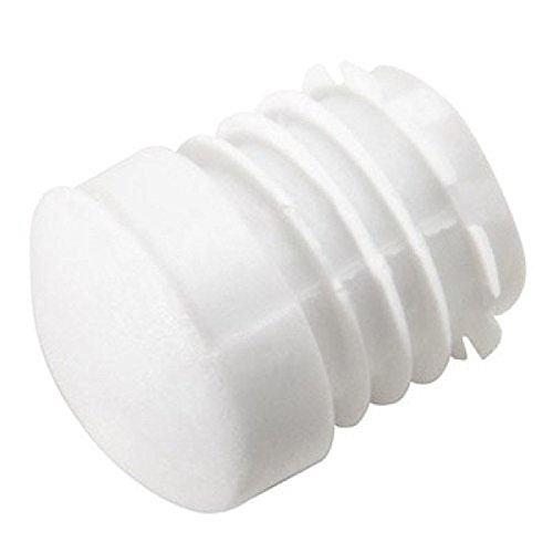 Wolfpack 5330406 Pack de 200 conteras Redondas para Interior (plástico, 22 mm) Color Blanco