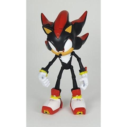 Sonic The Hedgehog Sonic Super Poser - Figura de acción de Sonic Shadow