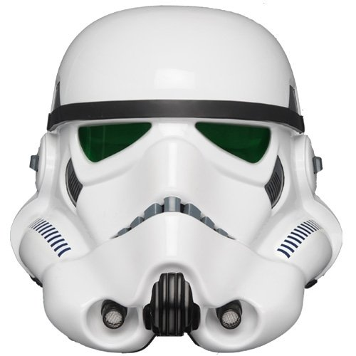 efxcollectibles EFX Sammlerstücke Maßstab 1: 1 Stormtrooper Helm Episode IV (Dark Side Star Wars Kostüm)