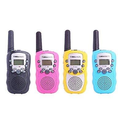 bellsouth-t-388-05-w-10-lcd-5km-walkie-talkie-4-x-aaa-yellow