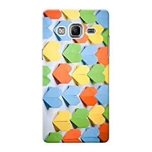 Inkif Printed Designer Case For Samsung Z3 Multi-Coloured