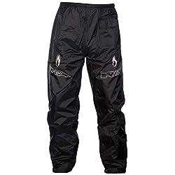 Funda para pantalones Richa 100% a prueba de agua, modelo Rainwarrior (XL)
