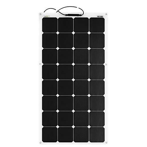 Offgridtec® ETFE 110W 12V Semiflexibles Solarmodul BackContact Hochleistungszellen