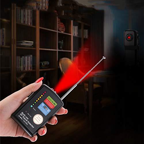 Stcamtancq Wanzen Detektor Anti Signal Detektor Kamera GSM Gerät Finder Erfassungsbereich: 50 MHz - 6,0 Ghz,Typ SH-055NRG (Kamera-mikrofon-detektor)