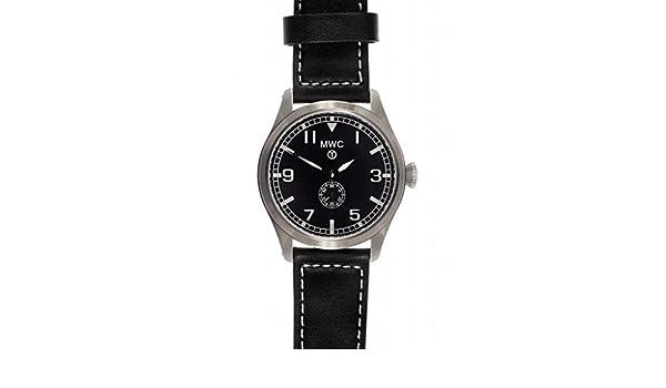 1517e643a MWC Ltd Edition Classic Aviator SH1 Automatic Watch: Amazon.co.uk: Watches