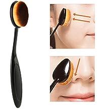 Leeko Profesional Brochas Maquillaje Multifuncional Pincel de Maquillaje BB Blush, Pincel de Colorete Cepillo para Fundación Maquillaje Herramientas