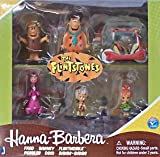 Hanna-Barbera The Flintstones 6 Pack Fig...