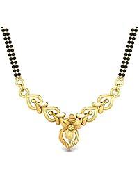 Candere By Kalyan Jewellers 22k (916) Yellow Gold Arpita Tanmaniya Pendant for Women