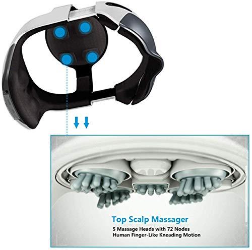 Zoom IMG-2 breo massaggiatore capo dispositivo di