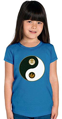 Tommy's Yin Yang Logo Girls T-shirt 12+ yrs