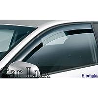 Car Lux NAR02593 - Derivabrisas Deflectores de viento delanteros