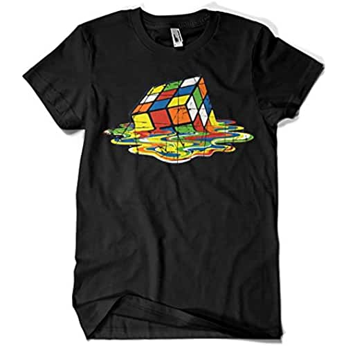 dia del orgullo friki 1508-Camiseta, Solfstyle Magic Cube