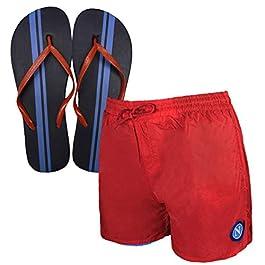 Bambini arena Solid Squared Short Jr Costume da Bagno Culotte