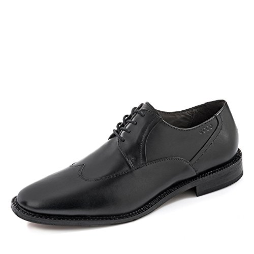 Voici 670254/01001 01001, Chaussures À Lacets Black Men