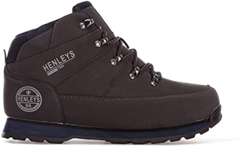 Henleys Zapatillas de senderismo de Material Sintético para hombre