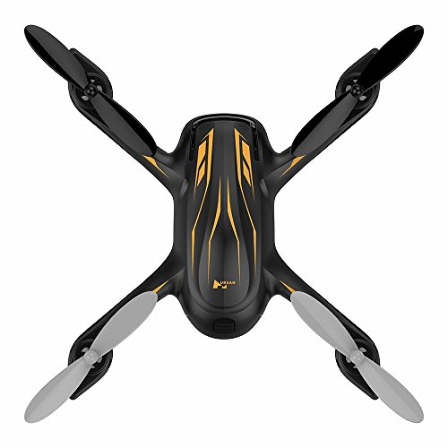 HUBSAN X4 PLUS H107P DRONE QUADCOPTER - 5