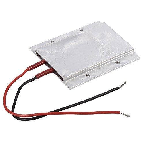 PTC Thermostat-Heizplatte, 220 V, elektrische konstante Temperatur, PTC Heizelement Luftheizung Kit - Wasser-heizung-installations-kit