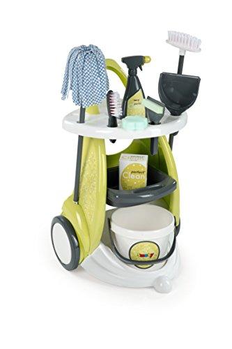 Smoby- carrello per le pulizie, 7600024086