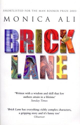 Brick Lane..