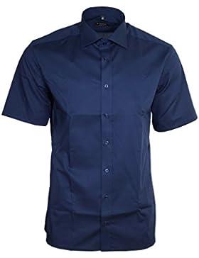 Eterna Herrenhemd Kurzarm Modern