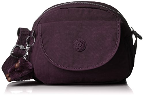 Kipling - Stelma, Borse a tracolla Donna Viola (Plum Purple)