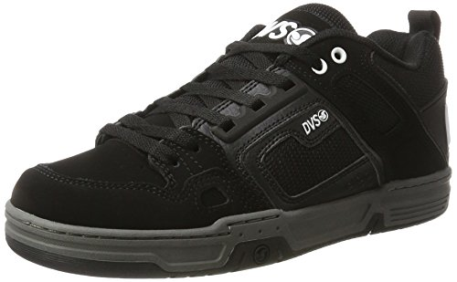 DVS Shoes Revival 2, Zapatillas para Hombre, Weiß (White Black Red), 42.5 EU