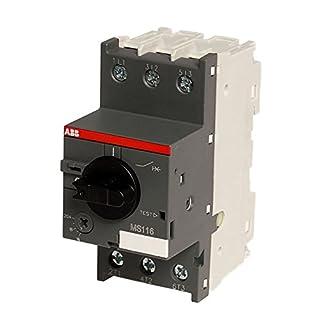 ABB Stotz S&J Motorschutzschalter MS 116-6,3 4,00-6,30A Leistungsschalter für Motorschutz 4013614320323