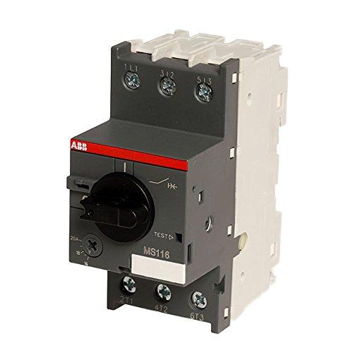 Abb-entrelec ms116-32 - Guardamotor gama ms116 hasta 32a
