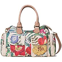 Sac à Main Beige Desigual Clio London