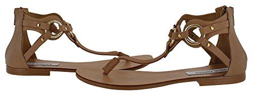 Steve Madden, Sandali donna Tan Leather