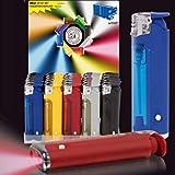 50 x LED-Feuerzeug - Feuerzeuge mit Licht -