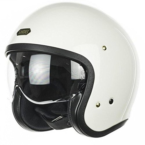Shoei J.O. Off moto casco aperto bianco